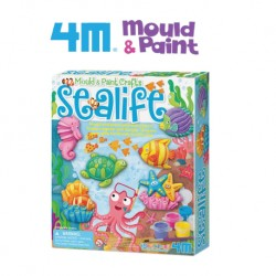4M Mould and Paint (Sealife)