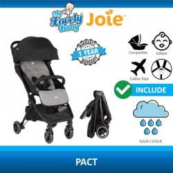 Joie Pact Cabin Size Stroller
