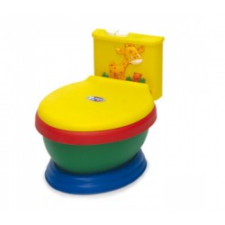 My Dear Baby Potty & Stool