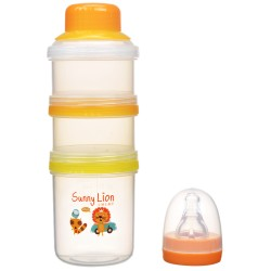 Sunny Lion Multifunction Milkpowder Box