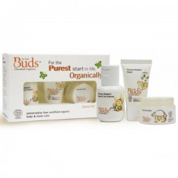 Buds Cherished Organics Starter Kit Set