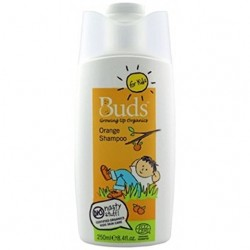 Buds for Kids Orange Shampoo 250ml