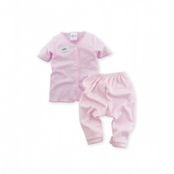 FIFFY Short Sleeve Suit (Newborn) - 19468040