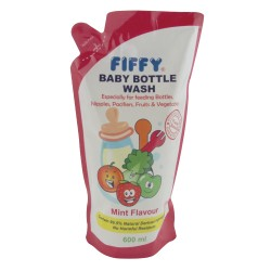 FIFFY Bottle Wash - Refill Pack (Mint Flavour) - 2534