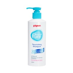 Pigeon Newborn Pure Nourishing Shampoo, 200ml
