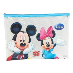 Disney Mickey & Friends Transparent Document Bag
