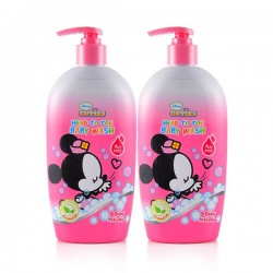 Disney Cuties Twin Pack Head to Toe Baby Wash 450ml - Melody