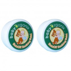 BabyOrganix T3 Soothing Balm - Twin Pack (20gm)