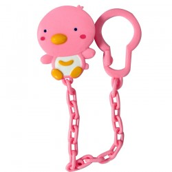 PUKU Baby Pacifier Soother Chain Pink P11105P