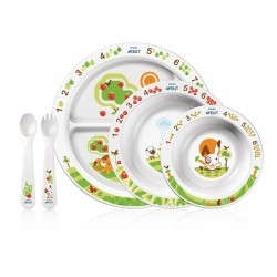 Philips Avent Mealtime Set 6M+