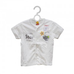 Pigeon Basic Boy Short Sleeve Vest IN0008-06