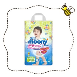 Moony Pants (58 pieces / pack) Size M Japan Version