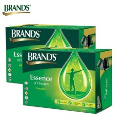 BRAND'S Pregnancy Essential Milk Quality Booster 2 (BEC 12's x2)