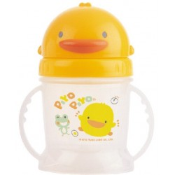 Piyo Piyo Easy Reach Sippy Cup 250ml/80z