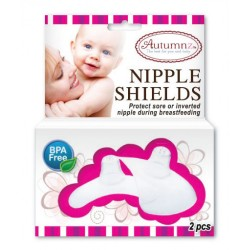 Autumnz Nipple Shields *BPA free* (2 pcs)