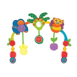 Playgro Tropical Tune Travel Play Arch