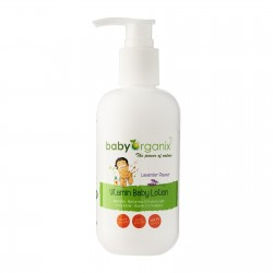 BabyOrganix Vitamin Baby Lotion (250ml)