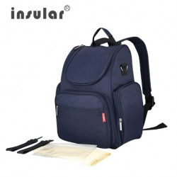 194397f07df INSULAR MUMMY BAG MULTIFUCTIONAL (Navy blue Pink Purple Green) ORIGINAL