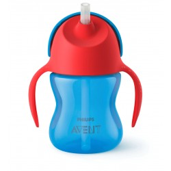 Philips Avent Bendy Straw Cups 7oz/200ml 9M