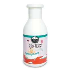 Riley & Declan Head to Toe Baby Wash (225ml)
