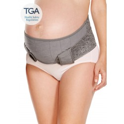 Mamaway Ergonomic Maternity Support Belt (GREY)
