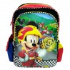 Disney Mickey Mouse Roaster Race School Bag