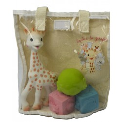 Sophie La Girafe Activity Bag