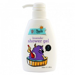 Buds for Kids Lavender Shower Gel