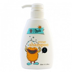 Buds for Kids Orange Shampoo