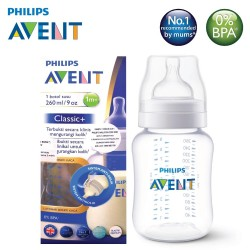 Philips Avent Polyamide Classic + Feeding Bottle 9oz/260ml (Single Pack)