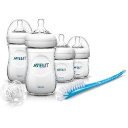 Philips Avent Natural Newborn Starter Set (BPA FREE) (ANTI COLIC)