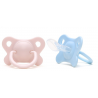 Snow Bear White Bear Silicone Orthodontic Pacifier