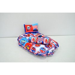 Disney Car Mattress(Round)