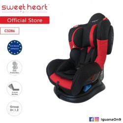 Sweet Heart Paris CS286 Group 012 Baby Car Seat Assurance