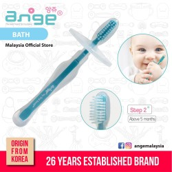 'Korea Ange Toothbrush (Stage 2) with Soft Sensory BPA Free Silicone'