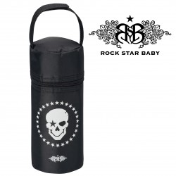 Rock Star Baby Insulated Bottle Tote - PIRATE