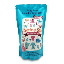 Bumble Bee Baby Safe Laundry Detergent (Refill pack – 900ml)