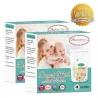 Autumnz Double ZipLock Breastmilk Storage Bag *7oz* (25 bags-Twin Pack)