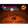 Halloween Night Camp (Young Explorer Gym)
