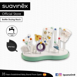 Suavinex Accessories BPA Free Bottle Drying Rack with BPA Free