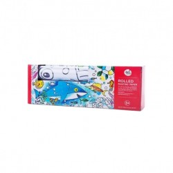 Joan Miro Painting & Art Drawing Paper Roll (2 In 1 Set)