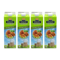 [Chilled] Farmerly Walnut Drink 1L (4 Packets)