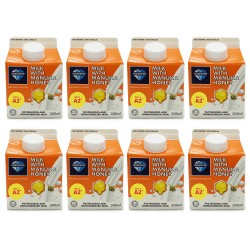 [Chilled] DiamondPure Milk with Manuka Honey 300ml (8 Packets)