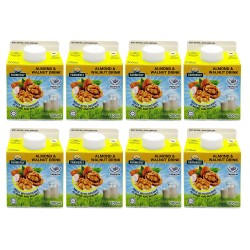 [Chilled] Farmerly Almond and Walnut Drink 300ml (8 Packets)