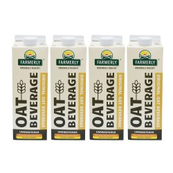 [Chilled] Farmerly Oat Beverage 1L (4 Packets)