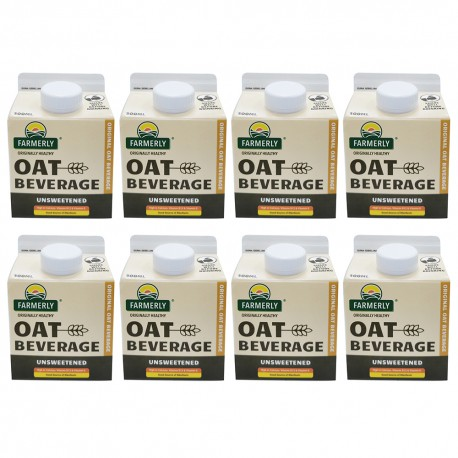 [Chilled] Farmerly Oat Beverage 300ML (8 Packets)