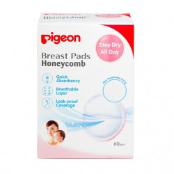 Pigeon Honeycomb Breast Pad, 60's -26130