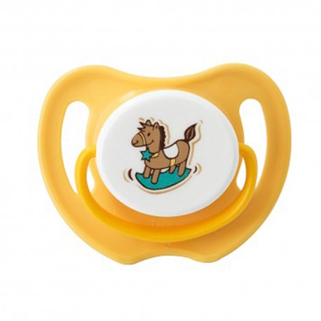 Pigeon Calming Soother, Horse Design, M
