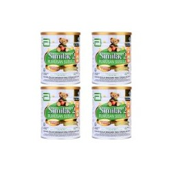 Abbott Similac Rumusan Susulan Advance formula DHA & Lutein Step 2 (6-12month) 900g (4 Tin)