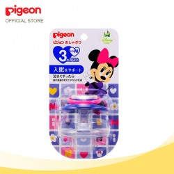 Pigeon Pacifier M (3 months+) Minnie 13358